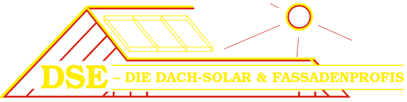DSE – Die Dach-Solar & Fassadenprofis Logo