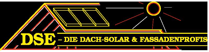 DSE – Die Dach-Solar & Fassadenprofis in Gelsenkirchen Logo