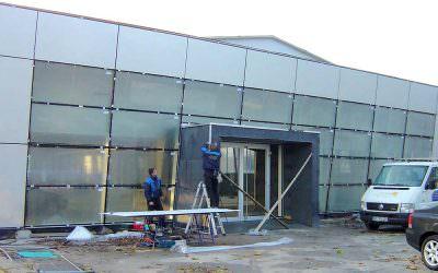 Dachdecker Gelsenkirchen Fassadenverkleidung
